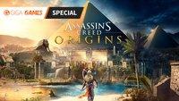 Assassin's Creed Origins: Wir haben die ersten 12 Minuten angespielt