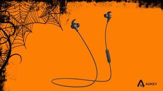Aukey Halloween-Deal: 32 % Rabatt auf BT-Kopfhörer