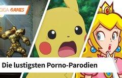 7 Porno-Parodien von...