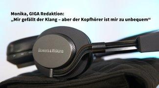 Meinungen zum Kopfhörer B&W PX