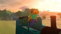 Breath of the Wild: Modder lässt Zelda auf Minecraft, SpongeBob und mehr treffen