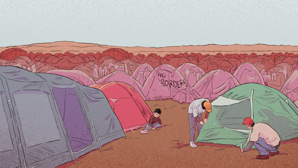 Bury-me-my-Love-refugee-camp
