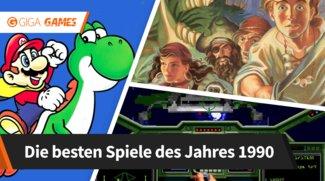27 Jahre deutsche Einheit: Die besten Spiele aus dem Jahr 1990