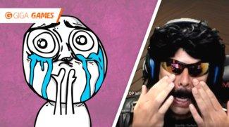 Twitch: Fan bringt PUBG-Streamer DrDisRespect zum Weinen