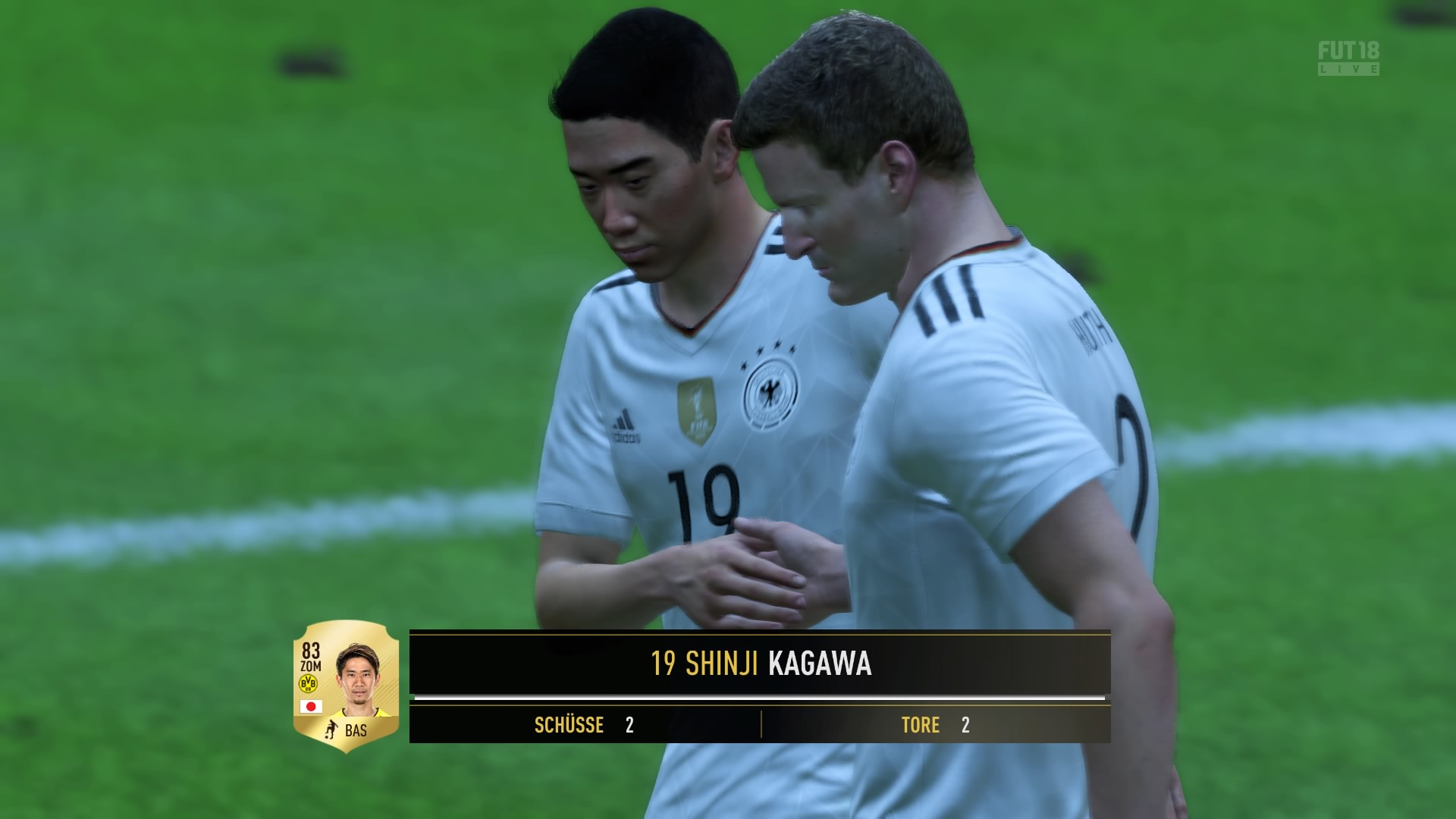 Fifa 18 Die Besten Mittelfeldspieler Giga