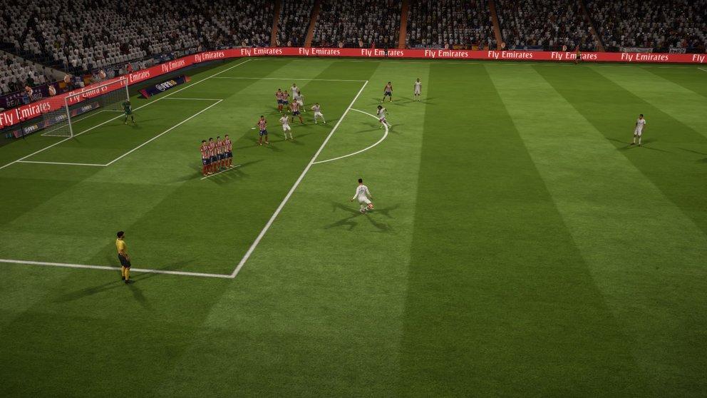 FIFA 18 Freistoß Guide