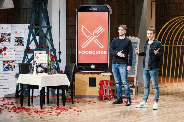 """Foodguide aus """"Die Höhle der Löwen"""" zum Download: Tinder trifft Restaurant-App"""