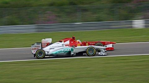 Formel 1 Live-Stream TV