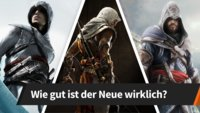 Die 8 besten Assassinen: Kann sich Bayek neben ihnen behaupten?