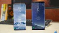 Samsung Galaxy S9: So schön könnte das Flaggschiff-Smartphone aussehen