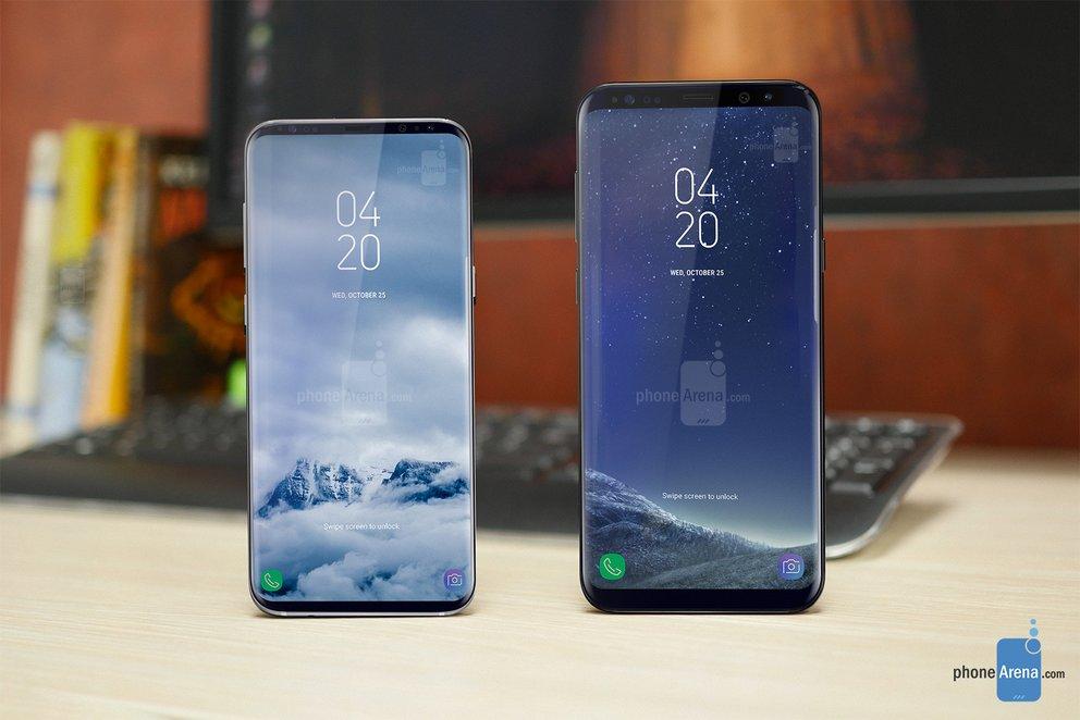 Galaxy S9: Schneller als das S8 –aber auch als das iPhone X?