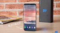 Samsung Galaxy S9: So extrem wird das Display-zu-Gehäuse-Verhältnis