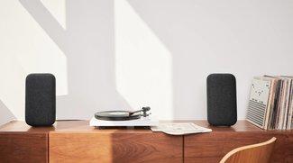 Google Home Max: Lautstarker Angriff auf Apples HomePod