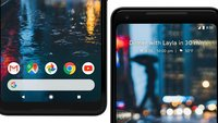 Pixel 2 XL: So sieht Googles iPhone-X-Killer aus