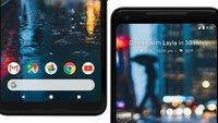 Pixel 2 XL: So sieht Googles iPhone-X-Killer aus