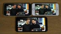 Google Pixel 2 XL mit minderwertigem Display? Vergleich mit der Konkurrenz