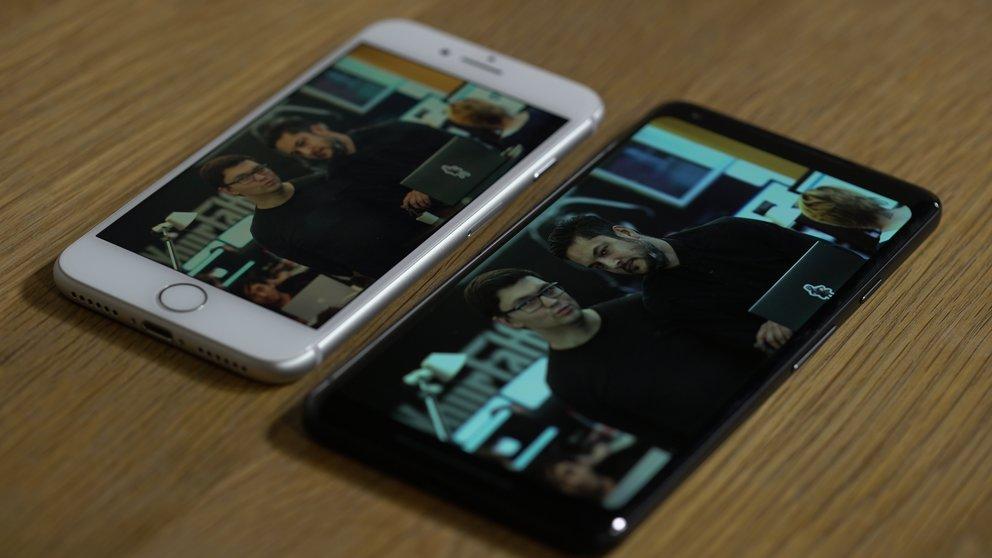 Dramatischer Absturz: Dieses Ergebnis bereitet Apple und Google große Sorgen