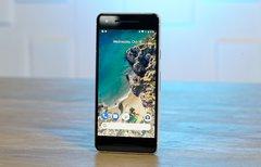 Google Pixel 2 mit geheimem...