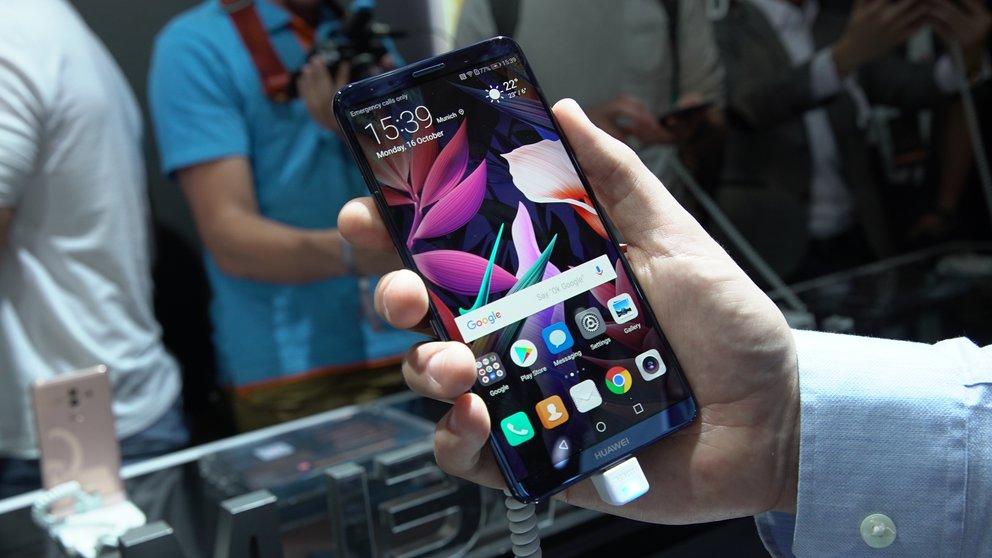 Huawei Mate 10 Pro: Vorbesteller erhalten Geschenk im Wert von 299 €
