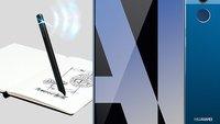Galaxy Note 8 bekommt Konkurrenz: Huawei Mate 10 Pro mit Stylus gesichtet