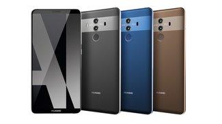 Huawei Mate 10 Pro: Preis, Release, technische Daten, Video und Bilder