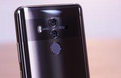 Huawei Mate 10 Pro schlägt...