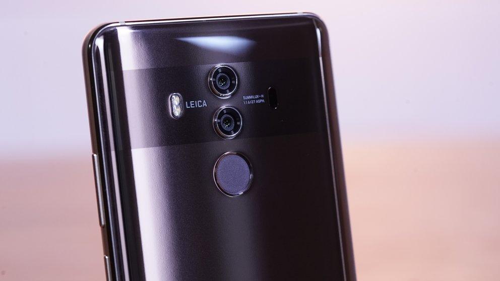 Huawei Mate 10 Pro schlägt iPhone 8 und Galaxy Note 8 im Kamera-Test