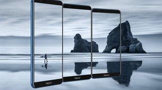 Honor 7X vorgestellt: Großes Display, schlanke Bauform und günstiger Preis