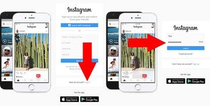 Bilder anschauen archivierte instagram Instagram archivierte