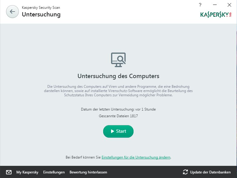 Kaspersky-Security-Scan