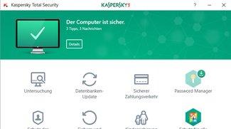 Kaspersky Total Security 2018