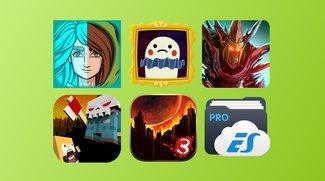 Kostenlose und reduzierte Apps für Android zum Wochenende