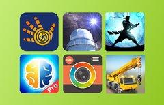 Kostenlose und reduzierte Apps...