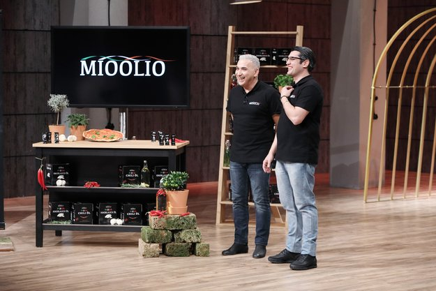 """MIOOLIO aus """"Die Höhle der Löwen"""" günstig kaufen: Pizza mit Knoblauch und Chili pimpen"""