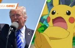 Mann im Pikachu-Kostüm wollte...