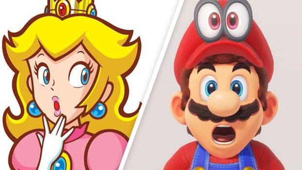 Nintendo hat uns schon mal gezeigt, wie Marios Penis aussieht