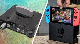 Nintendo Switch: Kind macht dem berühmten N64-Kid Konkurrenz