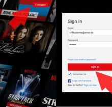 Netflix: Ausloggen aus allen Geräten – wenn Fremde euren Account nutzen