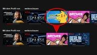"""Netflix: Serien aus """"Weiterschauen"""" löschen (Trick)"""