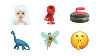 iOS 11.1: So sehen die neuen Emojis für iPhone und iPad aus