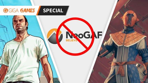 Die News der Woche: Kein Story-DLC für GTA 5, Bannwelle in Destiny 2, das Ende von NeoGAF