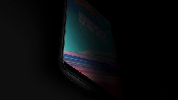 Angriff auf Galaxy S8: Randloses OnePlus 5T auf neuem Teaser-Bild
