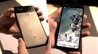 Google Pixel 2 (XL) im Hands-On-Video: Die besten Kamera-Smartphones der Welt