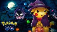 Pokémon GO: Halloween-Event mit neuen Pokémon angekündigt