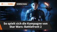 Star Wars Battlefront 2 in der Vorschau: Auf der Dunklen Seite der Macht