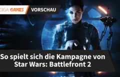 Star Wars Battlefront 2 in der...