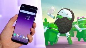 Android 8.0 für das Galaxy S8: Samsung äußert sich endlich zum Update