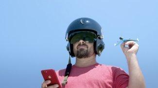 Papierflieger 2.0 mit Smartphone-Steuerung: Der neueste Kickstarter-Hit
