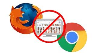Seiten sperren: Webseiten unter Firefox & Chrome blockieren