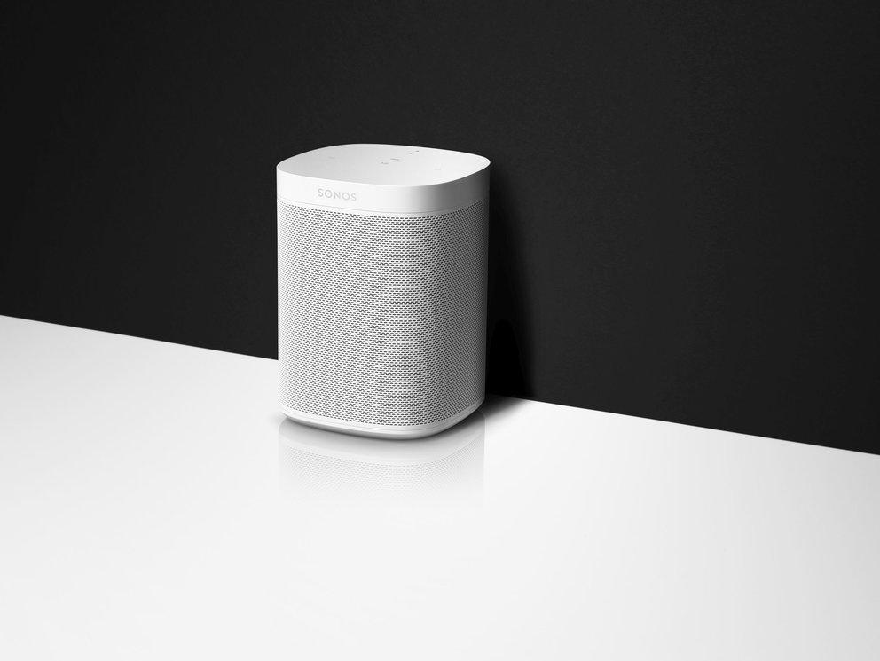 Sonos vereint Alexa und Google Assistant in neuem Lautsprecher
